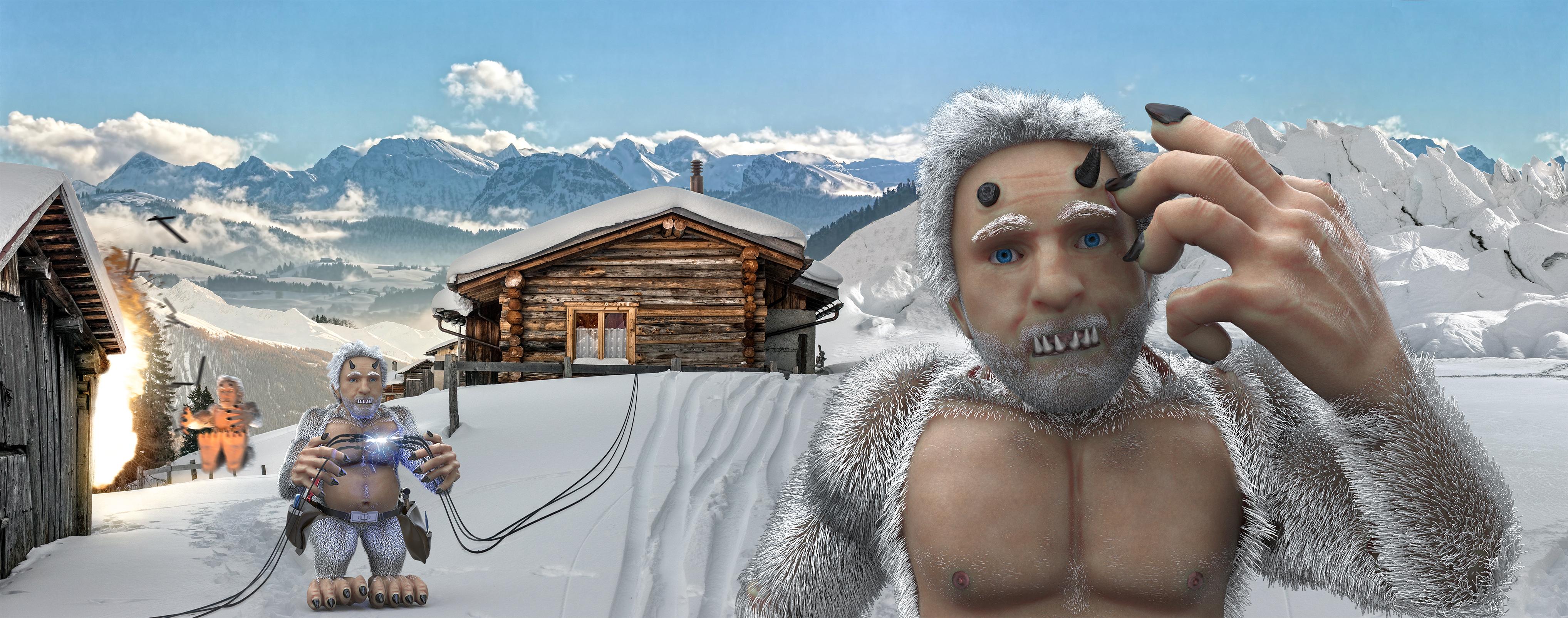 Snow Yeti Concept
